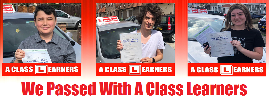 automatic driving lessons loughton picture